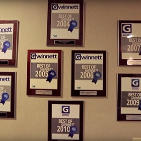 gwinett awards